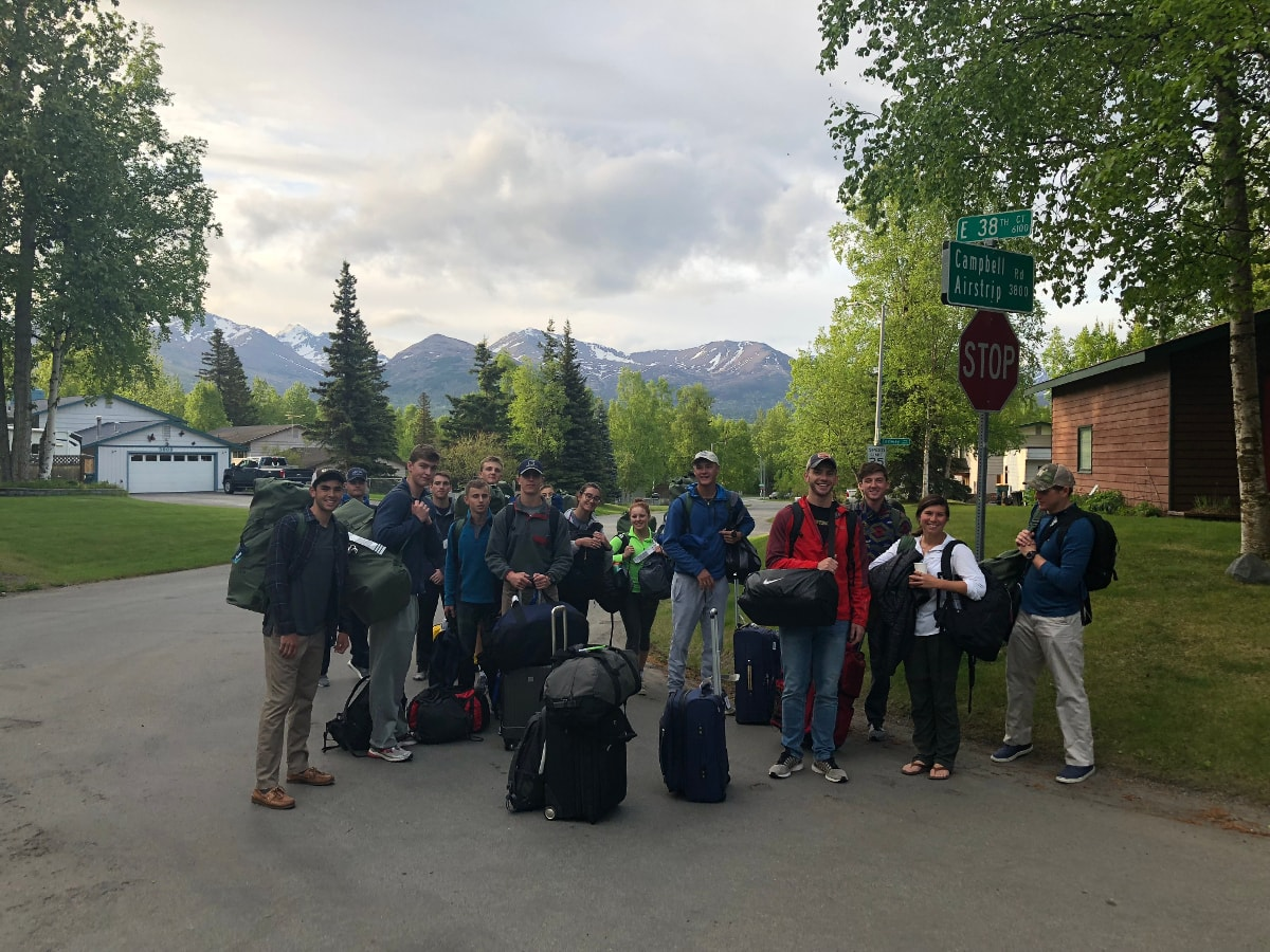 Anchorage Alaska NOLS Accommodations